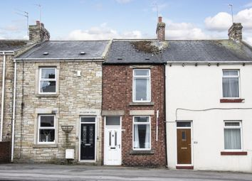 Thumbnail 2 bed terraced house for sale in Durham Road, Blackhill, Consett