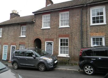 Thumbnail 2 bed terraced house to rent in Victoria Road, Berkhamsted