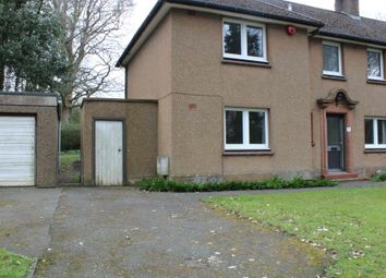 Thumbnail 3 bed detached house to rent in Edinburgh Road, Heathhall, Dumfries
