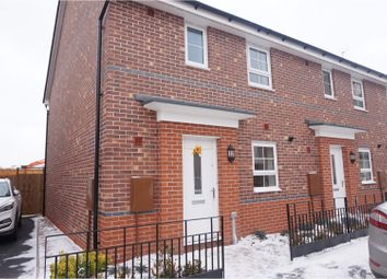 Thumbnail 3 bed end terrace house to rent in Columbia Crescent, Wolverhampton