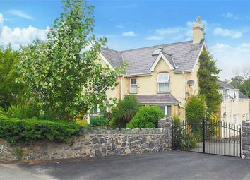 Thumbnail 4 bed detached house for sale in Aber Road, Llanfairfechan, Conwy