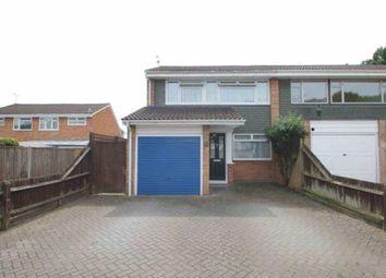 Thumbnail 3 bed end terrace house to rent in Sarratt Avenue, Woodhall Farm, Hemel Hempstead, Hertfordshire