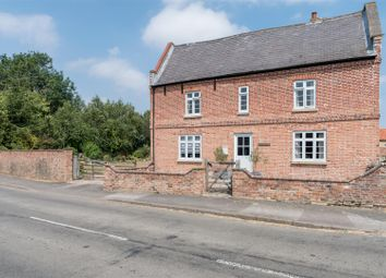 Thumbnail 6 bed farmhouse for sale in Westhorpe, Willoughby On The Wolds, Loughborough