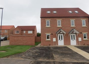 Thumbnail 3 bedroom semi-detached house to rent in Shepherds Hill, Pickering