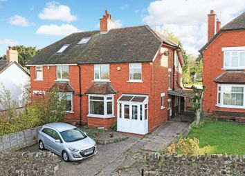 Thumbnail 3 bed semi-detached house for sale in Hillside, Union Road, Wellington, Telford
