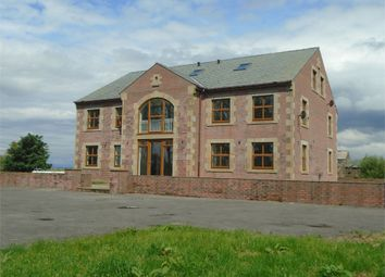 Thumbnail 8 bed detached house for sale in West Border Farm, Seaville, Silloth, Cumbria