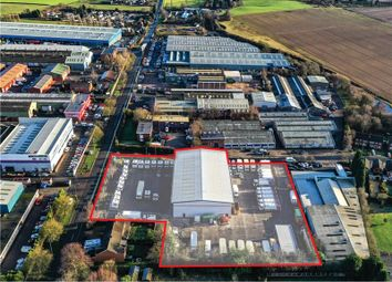 Thumbnail Warehouse for sale in Former Gullivers Truck Hire Depot, Lichfield Road, Brownhills, Walsall, West Midlands