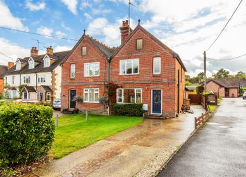 Thumbnail 3 bedroom semi-detached house for sale in Woodside Road, Chiddingfold, Godalming