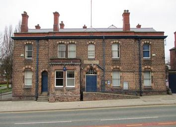 Thumbnail Office for sale in Former Prescot Police Station, 8 - 10 Derby Street, Prescot, Merseyside