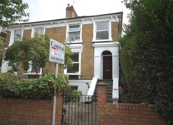 Thumbnail 3 bed maisonette to rent in Cambridge Road North, Chiswick