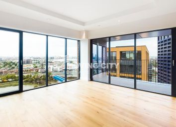 Thumbnail 2 bed flat to rent in Meade House, London City Island