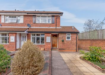 Thumbnail 2 bed end terrace house for sale in Finlay Gardens, Addlestone