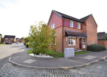 Thumbnail 3 bed link-detached house for sale in Wood Lane, Kingsnorth, Ashford