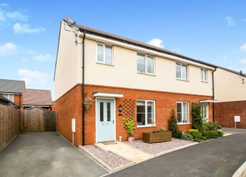 3 bed semi-detached house for sale in Herberts Meadow, Clifton, Shefford SG17