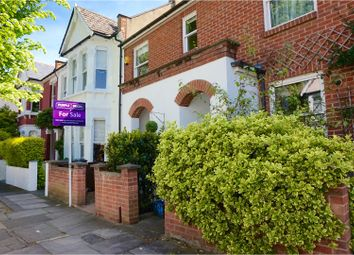 Thumbnail 3 bed terraced house for sale in Hazledene Road, Chiswick