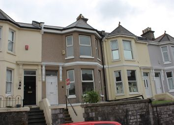 Thumbnail 3 bed terraced house for sale in Pasley Street, Plymouth