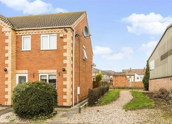 Thumbnail 2 bed semi-detached house for sale in Annies Wharf, Loughborough, Leicestershire