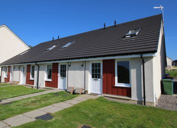 Thumbnail 1 bed end terrace house for sale in Spey Avenue, Inverness