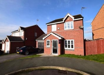 Thumbnail 3 bed detached house to rent in Denham Close, Prenton