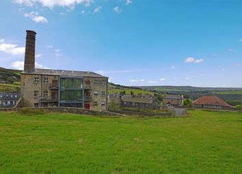 Thumbnail 3 bed flat to rent in Pecket Well Mill, Pecket Well, Hebden Bridge