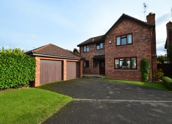Thumbnail 4 bed detached house for sale in The Oaks, Up Hatherley, Cheltenham