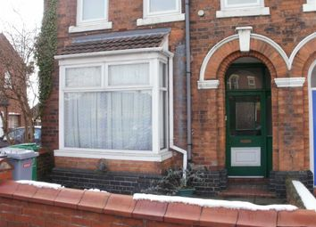 Thumbnail 1 bed flat to rent in Hungerford Road, Crewe, Cheshire