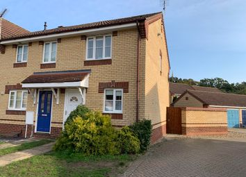Thumbnail 2 bed end terrace house to rent in Buttercup Close, Thetford
