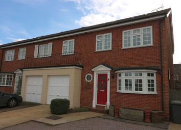 Thumbnail 6 bed semi-detached house for sale in Moorfields Close, Staines Upon Thames