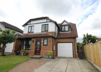 Thumbnail 4 bed detached house to rent in Elm Close, Sunnybrow, Crook