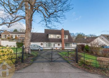 Thumbnail 4 bed detached house for sale in Station Road, Royal Wootton Bassett, Swindon