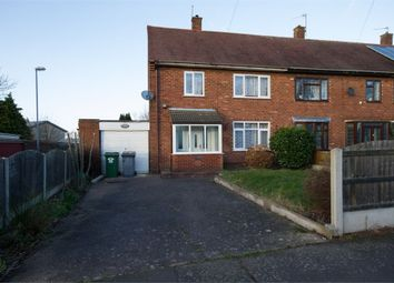 3 bed end terrace house for sale in Northwood Park Road, Bushbury, Wolverhampton WV10