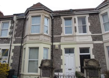 Thumbnail 2 bedroom flat to rent in Moorland Road, Weston-Super-Mare