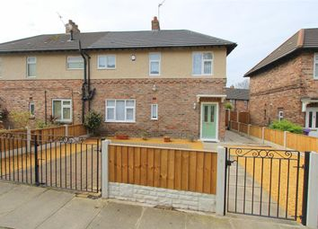 Thumbnail 3 bed semi-detached house for sale in Larkhill Lane, Clubmoor, Liverpool