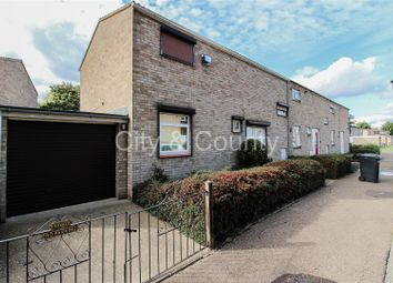 Thumbnail 3 bed end terrace house for sale in Cleatham, South Bretton, Peterborough