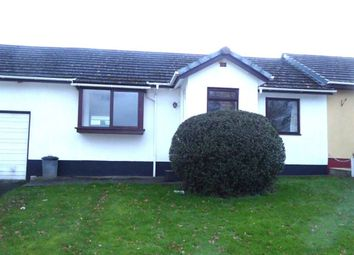 Thumbnail 2 bed bungalow to rent in Greenfield Close, Narberth, Pembrokeshire