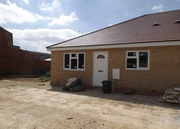 Thumbnail 2 bed bungalow to rent in Bakers Lane, Peterborough