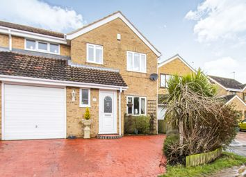 Thumbnail 4 bed link-detached house for sale in Apple Tree Close, Barwell, Leicester