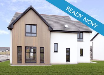 Thumbnail 4 bedroom detached house for sale in 103 Seafield Circle, Off Barhill Road, Buckie