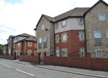 Thumbnail 2 bedroom flat for sale in Deardon Street, Bury