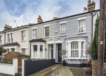 Thumbnail 4 bedroom terraced house for sale in Ravenswood Road, London