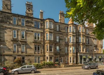 Thumbnail 2 bed flat for sale in 3/6 Monmouth Terrace, Edinburgh