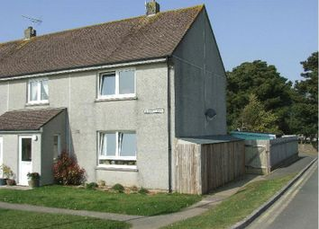 Thumbnail 2 bed semi-detached house to rent in Lincoln Row, St. Eval, Wadebridge