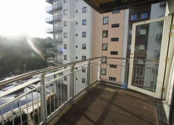 Thumbnail 2 bed flat to rent in Cambria, Victoria Wharf, Cardiff Bay