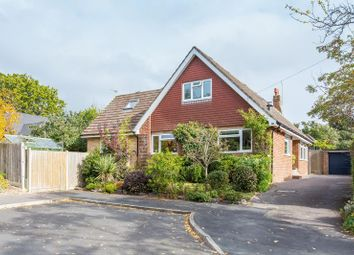 Thumbnail 4 bed detached house for sale in Oaktree Drive, Emsworth