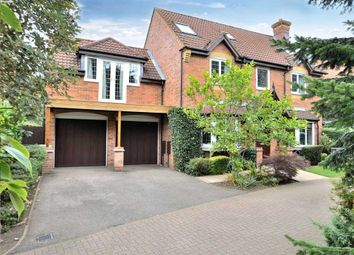 7 bed detached house for sale in Blackwell Place, Shenley Brook End, Milton Keynes MK5