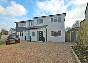 Thumbnail 4 bed semi-detached house for sale in Smithy Lane, Lower Kingswood, Tadworth