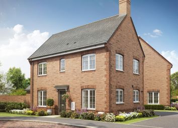 Thumbnail 3 bed detached house for sale in Longcot Road, Shrivenham, Swindon