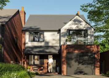 4 bed detached house for sale in Plot 9, Swing Bridge Wharf, Moira DE12