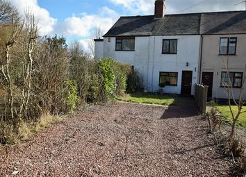 Thumbnail 2 bed terraced house for sale in Park Road, Heage, Belper, Derbyshire