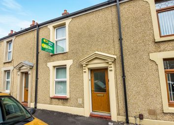 Thumbnail 2 bed terraced house for sale in Jersey Street, Hafod, Swansea